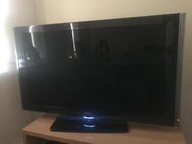 "Used Samsung 55"" TV"