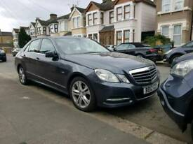 Mercedes E220 Exec-IVE SE CDI BlueEFFICIENCY Grey Diesel Automatic