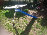 childrens slide 3 step slide roughly 3ft 6 ins in height robust and sturdy £10