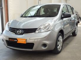 ***Nissan Note Automatic, MAIN DEALER SERVICE HISTORY, Immaculate Through Out ***