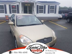 2009 Hyundai Accent GL !!! $4000 ON THE ROAD!!!