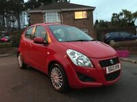 2013 SUZUKI SPLASH 1.0 SZ2 ** FULL NISSAN SERVICE HISTORY ** FINANCE AVAILABLE WITH NO DEPOSIT