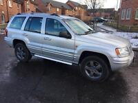 2005 JEEP GRAND CHEROKEE 2.7TD AUTOMATIC! 1 YEAR MOT SUPPLIED!
