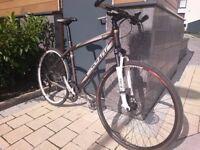 Scott Sportster P2 Hybrid Bicycle