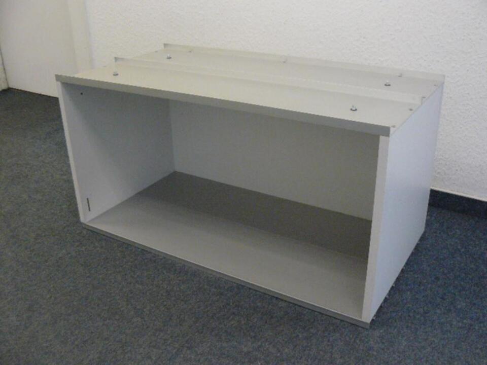 D3 Sockel Büromöbel System weiß grau VB 45,00€* in Hamburg