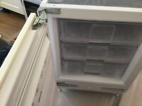 Integrated freezer for sale very good condition only used for about 6 months