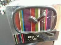 "Desktop clock ""NEW """