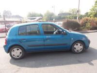 Renault Clio 1.4 16v Expression 5dr AUTOMATIC FANTASTIC RUNNER