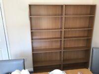 Bookcases x 2