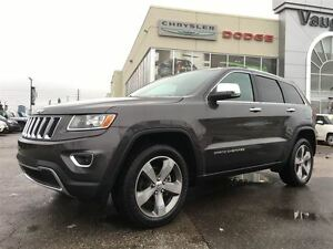 2015 Jeep Grand Cherokee Limited * Leather * Navigation * Only 1