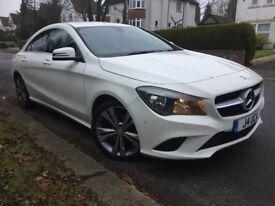 Mercedes-Benz Cla 1.6 CLA180 Sport 4dr Man 2013 (13 Reg) Price £11,950 Finance Arranged