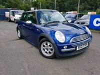 Mini One 2003, March 2018 MOT, Service included.