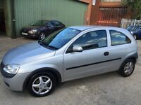 Vauxhall Corsa 1.2 i 16v Club Easytronic 3dr, SERV+1OWNER+1YRMOT