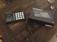 Native Instruments Maschine Mikro MkII + Decksaver + Sierra Grove samples
