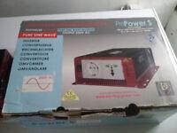 Sterling Pro Power 700 Watt Pure sine wave converter