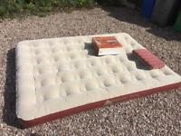 Air bed queen size