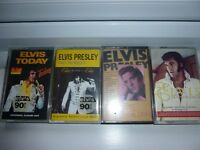 ELVIS PRESLEY AUDIO TAPES