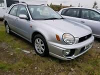 Subaru Impreza 2.0GX Sport.. 5dr.. 2001 Y