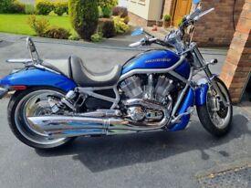 Harley-Davidson, V-ROD, 2009, 1250 (cc)