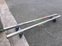 Peugeot expert, citroen dispatch, fiat scudo roof bars.