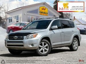 2008 Toyota RAV4 Limited V6 Nice Clean Unit