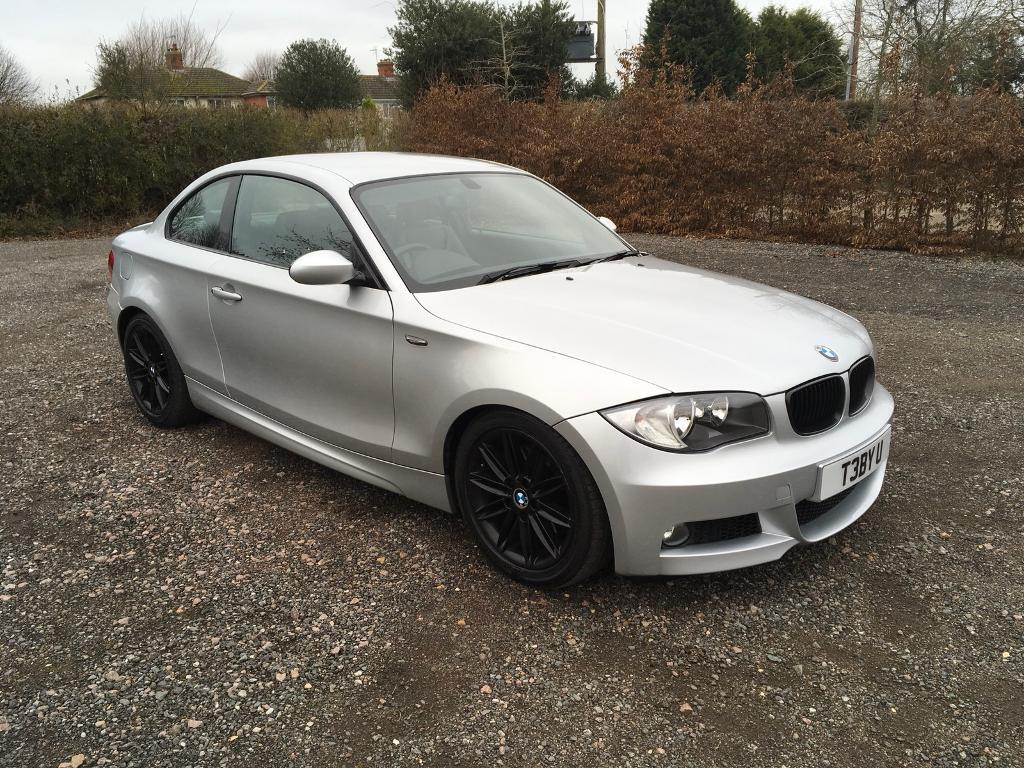 bmw 123d m sport coupe 1 series e82 in rugby warwickshire gumtree. Black Bedroom Furniture Sets. Home Design Ideas