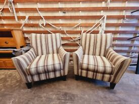 Stunning Statement Armchair (Armchairs) (sold separately) (Delivery Available)