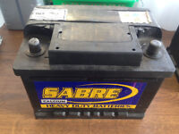 Sabre Calcium Heavy Duty Battery (CCA 500) 55Ah <065>