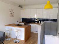 NO LONGER AVAILABLE - Modern & Stylish 1 bedroom flat for rent in Trinity- Darnell Road £750pm