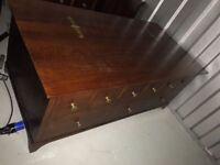 3. Coffee table chest of drawer