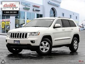 2011 Jeep Grand Cherokee Laredo *4X4, V6, REMOTE START*