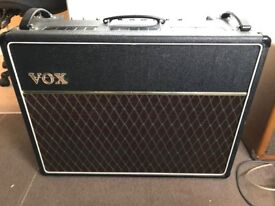 VOX AC30 TBX 2003 UK Marshall Built £900 (sensible offers considered)