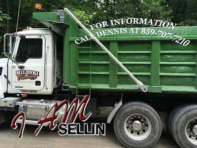 Terminator Dump Truck Electric Tarp Kit Unbreakable Aluminum Arms Up To 20 Aero