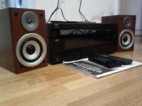 JVC AMP / CD / SPEAKERS