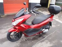 HONDA PCX125 PRE REGISTERED DECEMBER 2016,FANTASTIC SAVING ON NEW PRICE