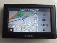 GARMIN nüvi 42 GPS Sat Nav - UK & Ireland + FULL North America Map - 2018.10 (no offers!)