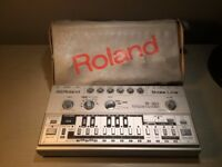 Roland TB-303 with original carry case