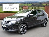 Nissan Qashqai N-CONNECTA DCI (black) 2016-04-30