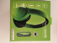 BOOMPODS headphones