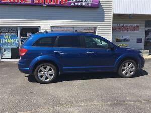 2009 Dodge Journey R/T CLEAN CAR PROOF ALLOY WHEELS LEATHER Windsor Region Ontario image 9