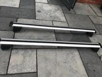Audi Q5 roof bars roof rails 2015