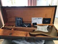 FENDER USA CUSTOM SHOP STRATOCASTER 66 CLOSET CLASSIC RARE NAAM