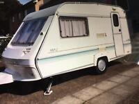 1999 Abi Marander 2 Berth caravan excellent condition very clean inside out