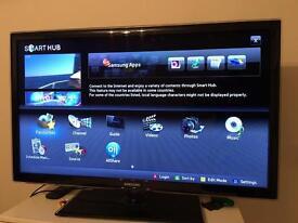"40"" smart hub Samsung TV for sale"