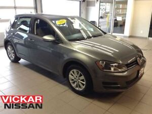 2015 Volkswagen Golf 1.8 TSI Comfortline/1 OWNER LOCAL TRADE!!