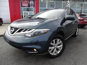 2011 Nissan Murano SL/AWD/CUIR/TOIT PANORAMIQUE