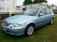 Rover 45 1.6 4 Door Saloon 1.6, Excellent Condition, Long MOT, Drives Superb.