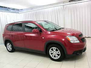 2012 Chevrolet Orlando QUICK BEFORE IT'S GONE!!! LT 5DR HATCH 7P