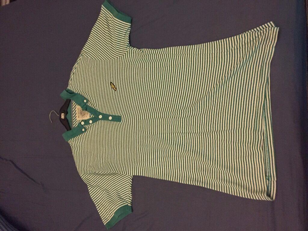 Mens Brookhaven polo shirt - medium