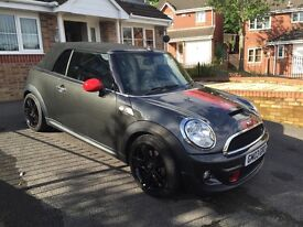 Mini John Cooper Works Convertible (2011) Private number plate (Included) CHILI Pack Lots of extras.